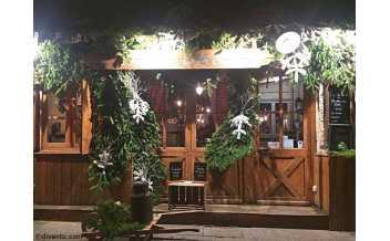 La Cabane, Restaurant, Lyon