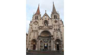 Saint-Nizier Church, Lyon