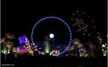Fête des Lumières, Lyon: 7-10 December 2017