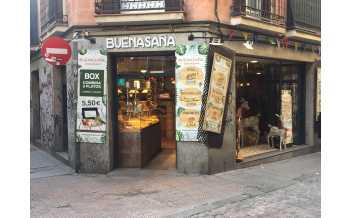 Buenasaña, Madrid