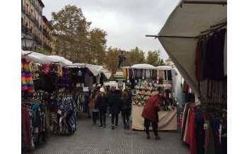 El Rastro, Madrid