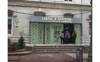 Centre d'Histoire de la Résistance et de la Déportation, Lyon: All year