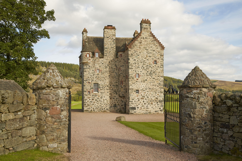 Forter Castle, Kirkton of Glenisla, Scotland