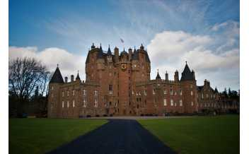 Glamis Castle, Glamis Village, Forfar, Scotland, All Year