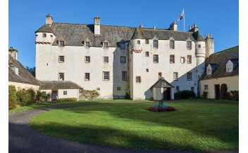 Traquair House, Innerleithen, Peeblesshire, Scotland