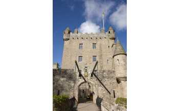 Cawdor Castle, B9090, Cawdor, Nairn, Scotland