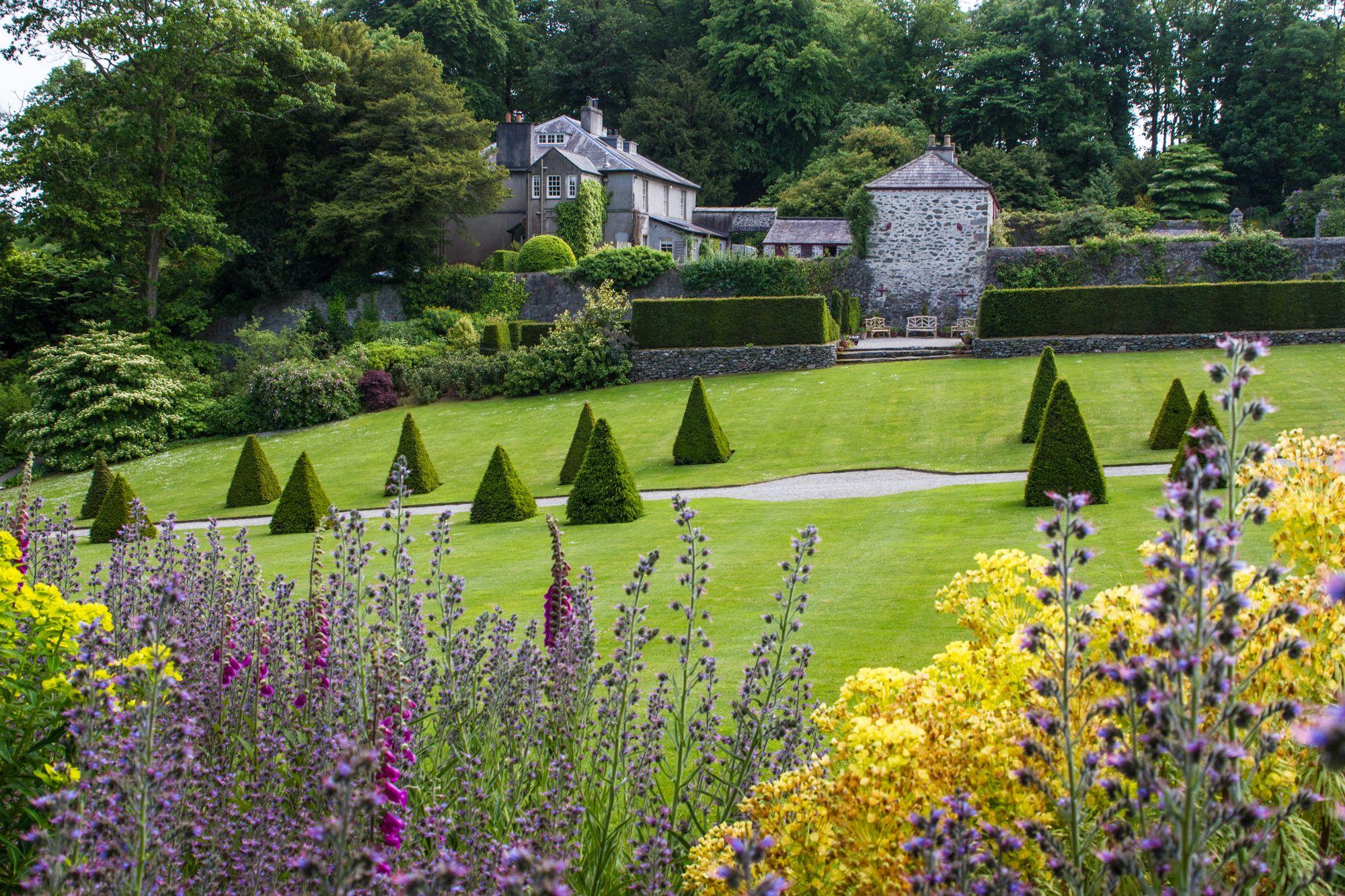 Plas Cadnant Hidden Gardens, Cadnant Road, Menai Bridge , Anglesey, Wales
