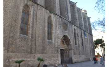 Plaça de Sant Josep Oriol, Barcelona