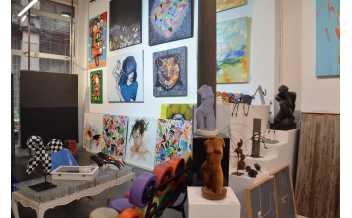 Artevistas Gallery, Barcelona: All year