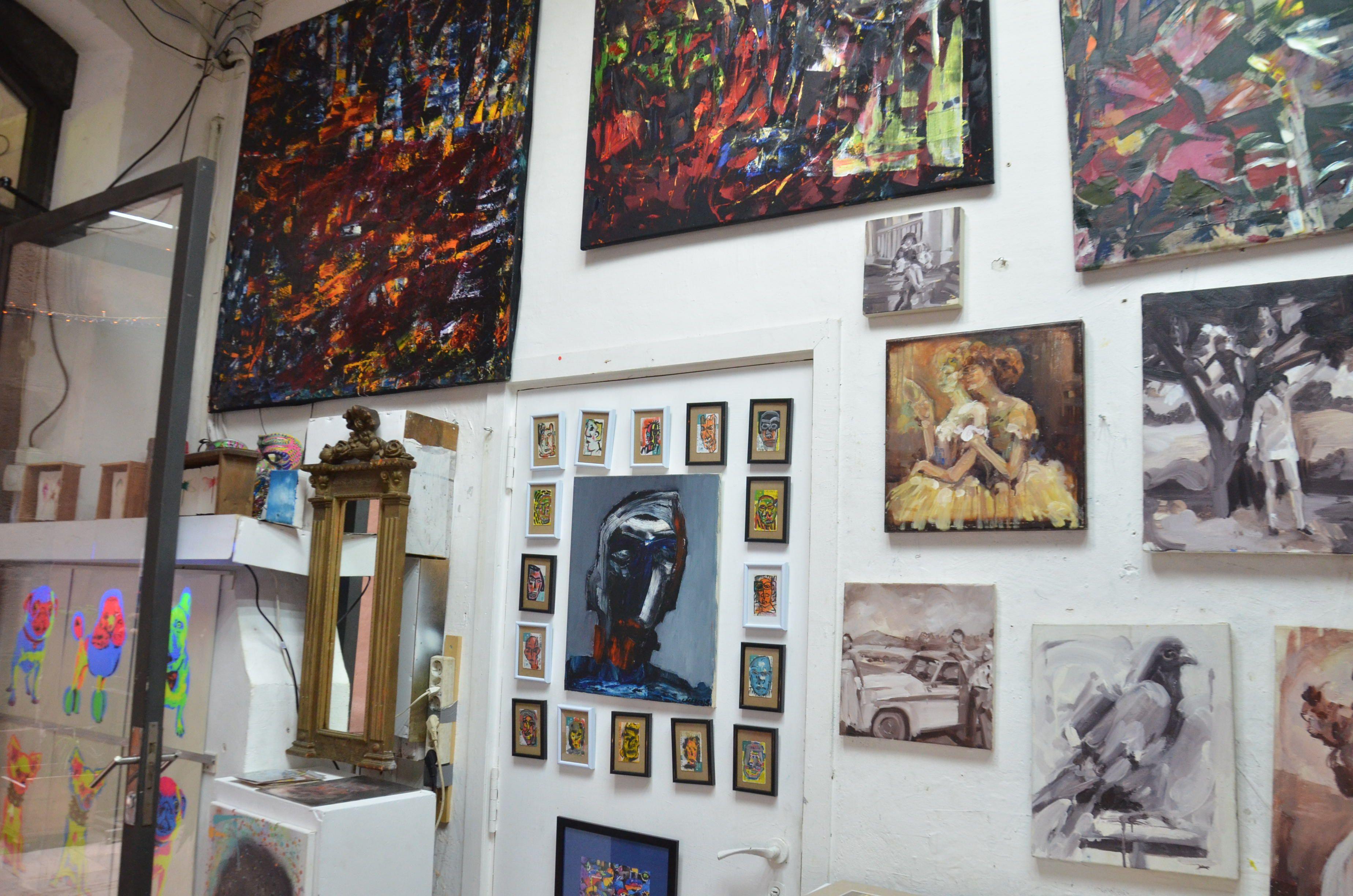 Darío Sigismondo Art Gallery and Workshop