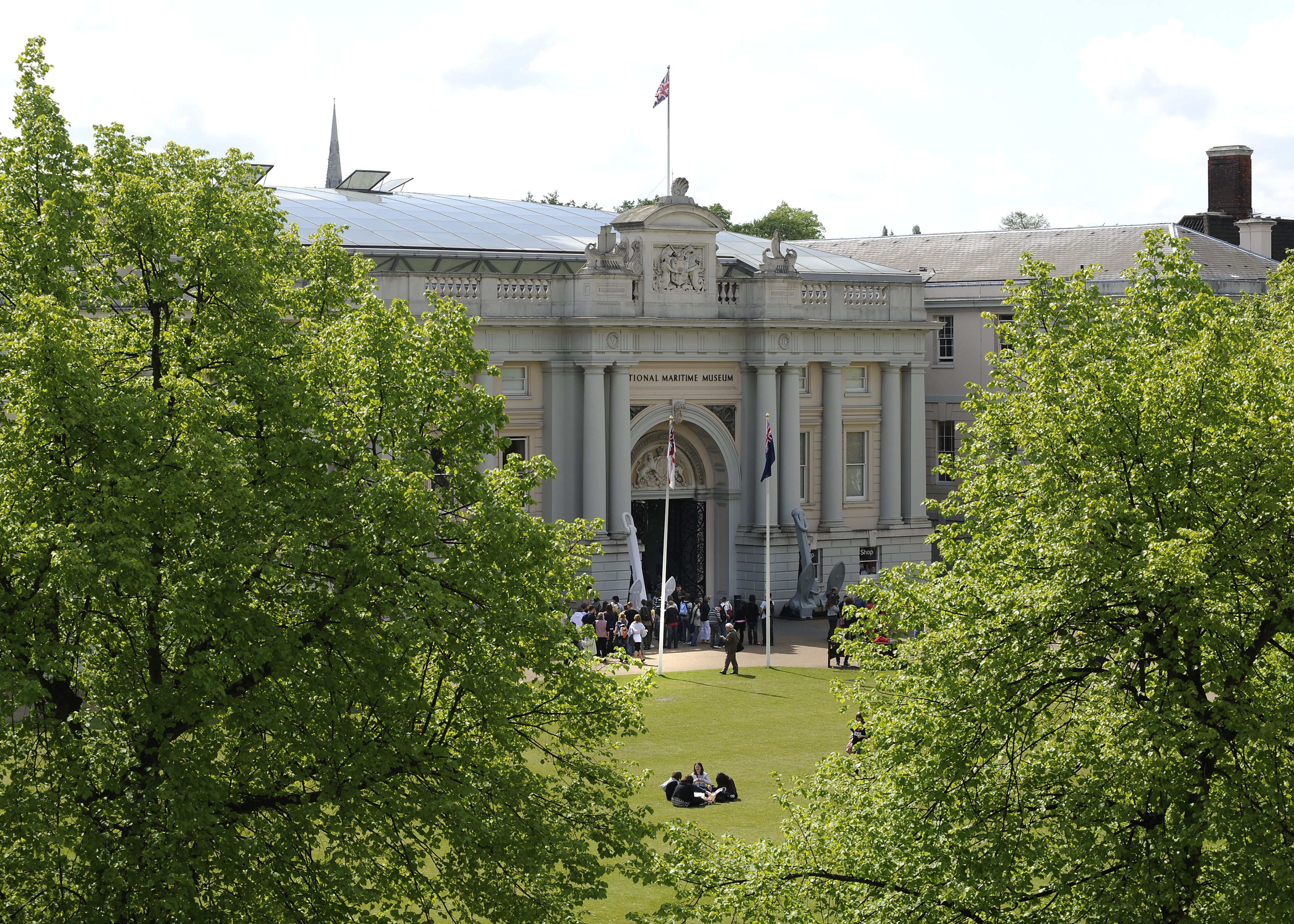 The Queen's House, Park Row, Greenwich, London, England