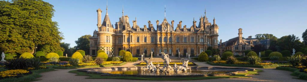 South Front of the House. National Trust, Waddesdon Manor / Chris Lacey