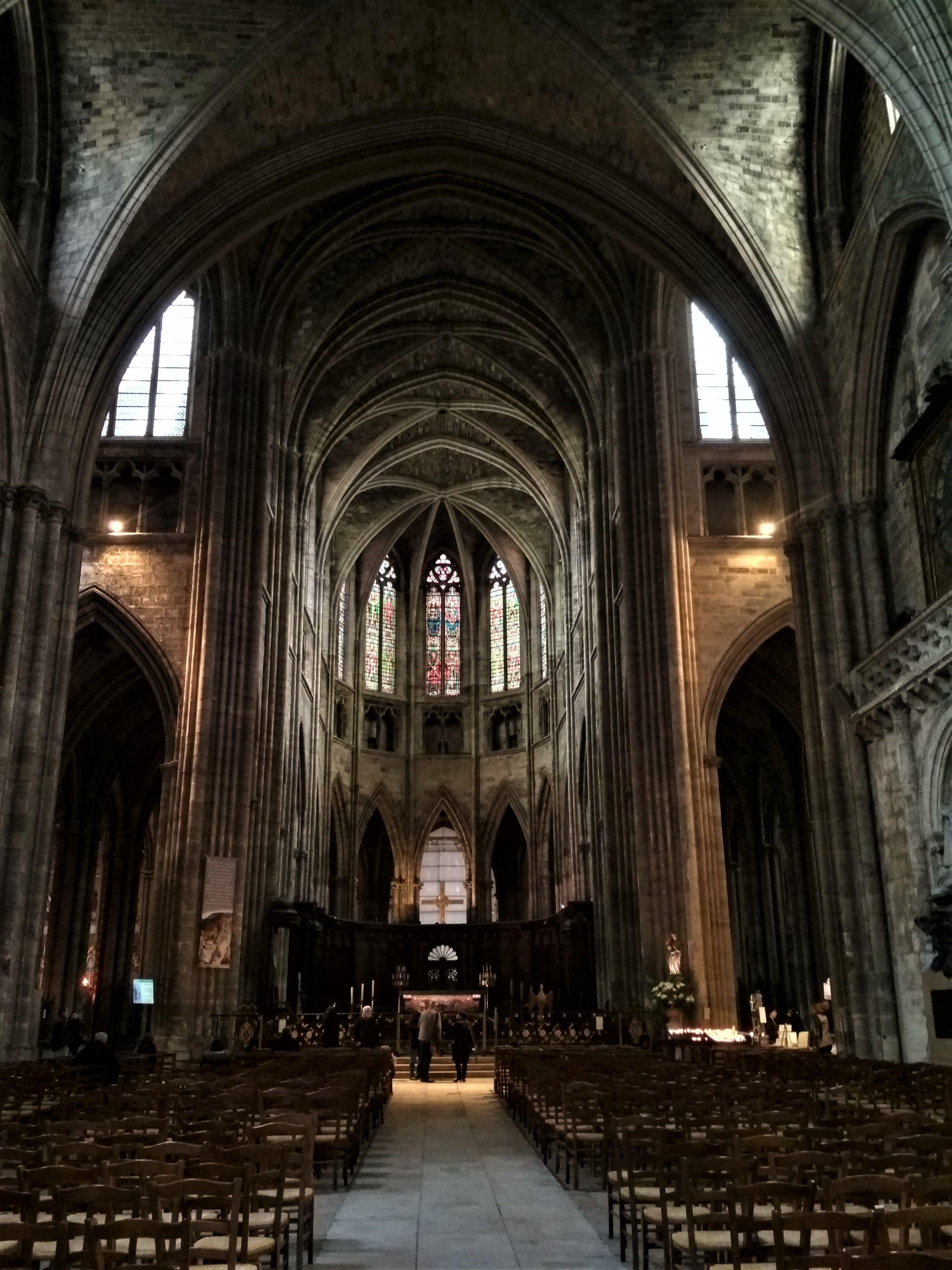 Cathédrale Saint-André, Bordeaux