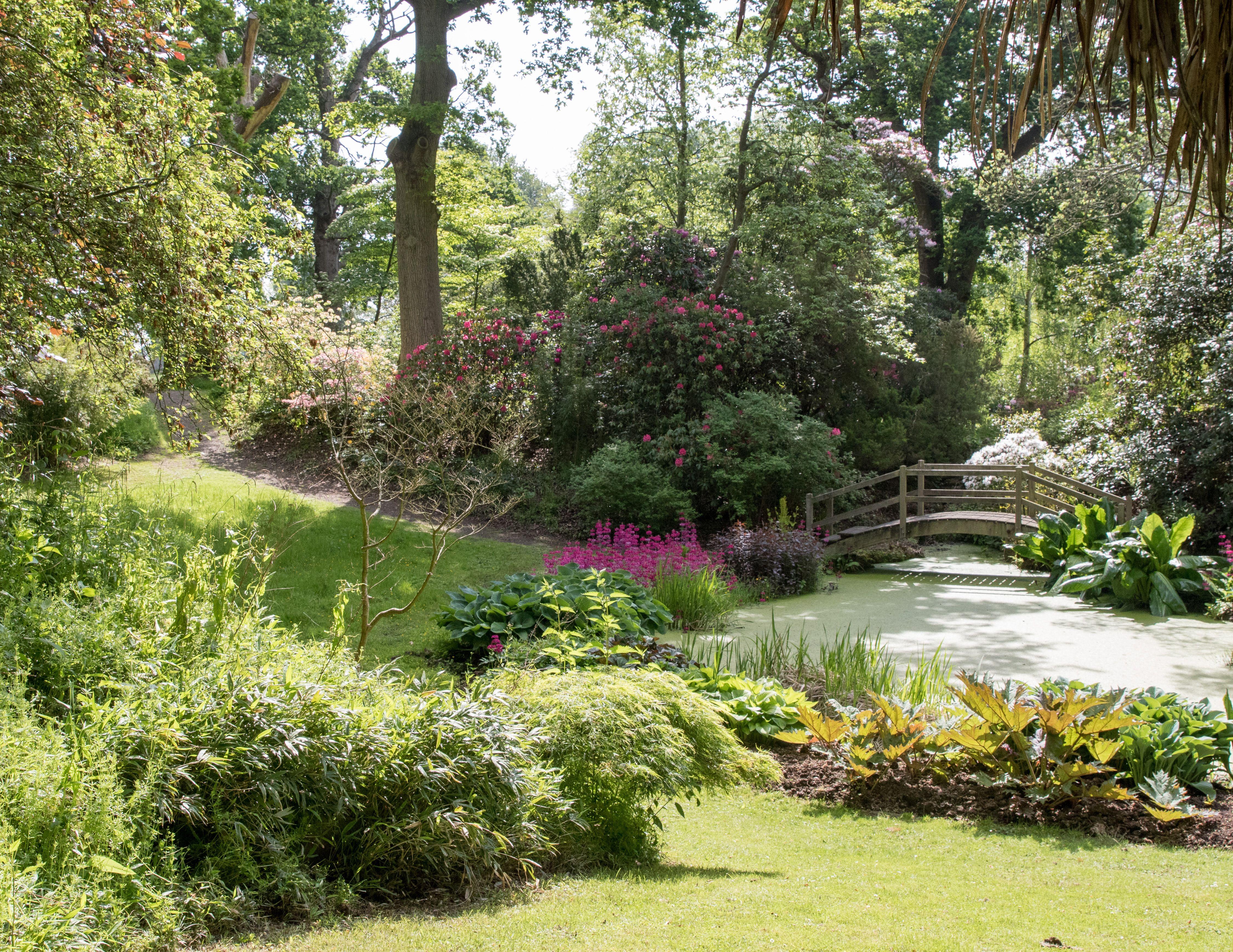 Hole Park, Rolvenden, Cranbrook, Kent, England