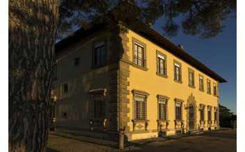 Villa Gamberaia, Historic House, Firenze