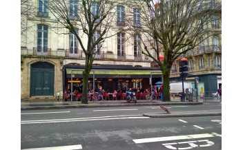 Café des Arts, Restaurant, Bordeaux: All year