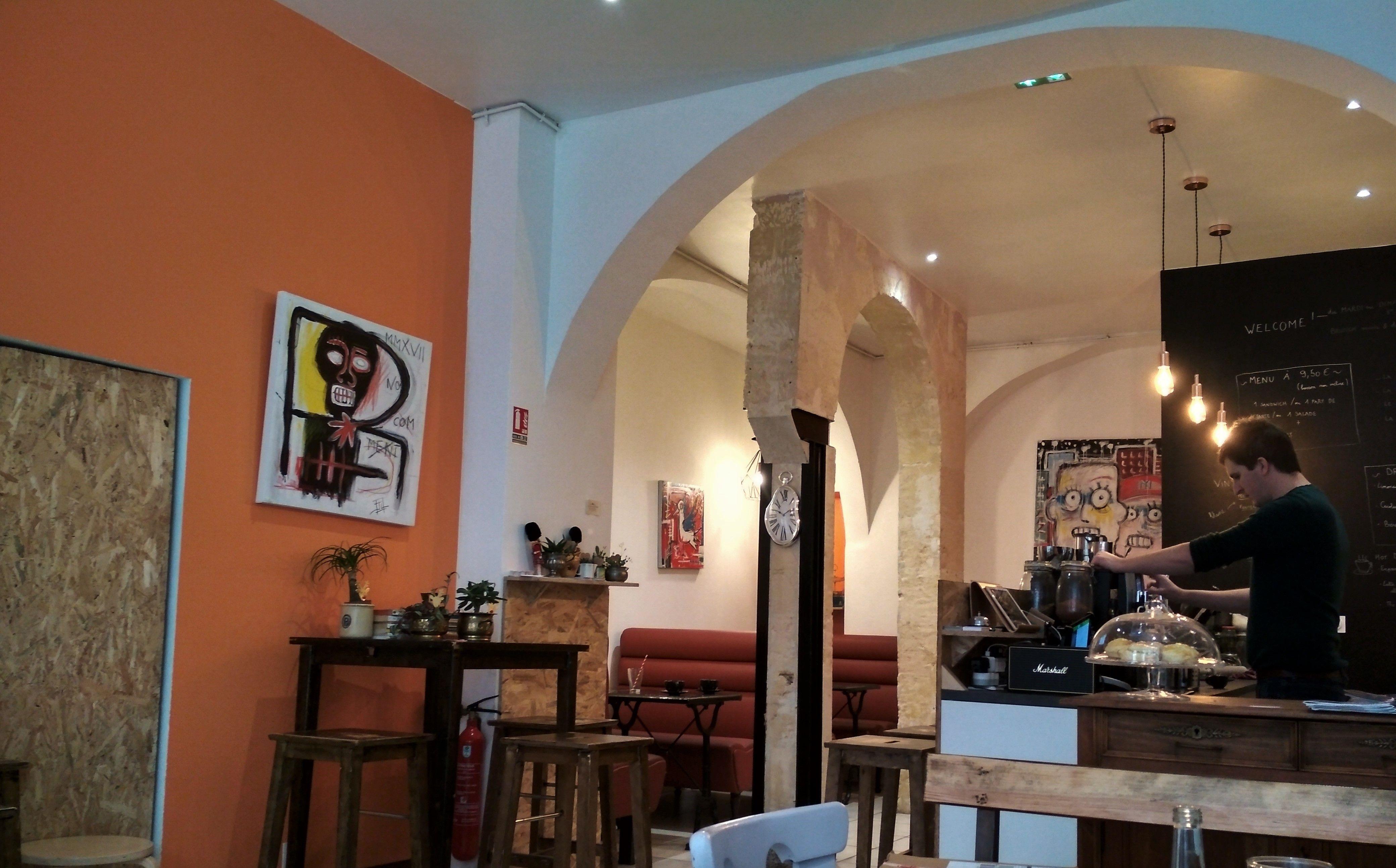 Excuse My French Café, Bordeaux