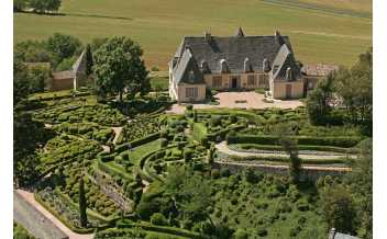 Marqueyssac Gardens, Vézac, Dordogne, France