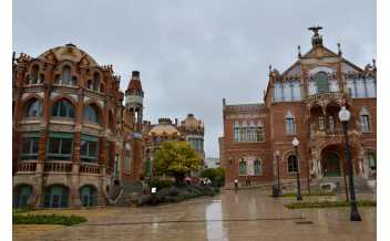 Sant Pau Art Nouveau Site, Barcelona: All year