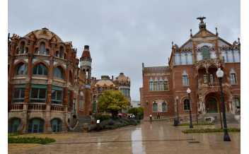 Sant Pau Art Nouveau Site, Barcelona: All year