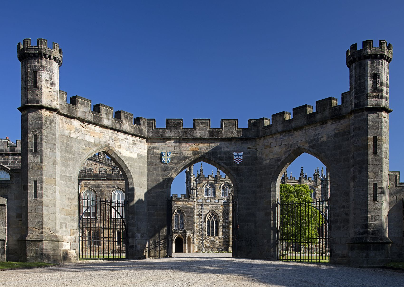 Auckland Castle, Auckland, Durham, England
