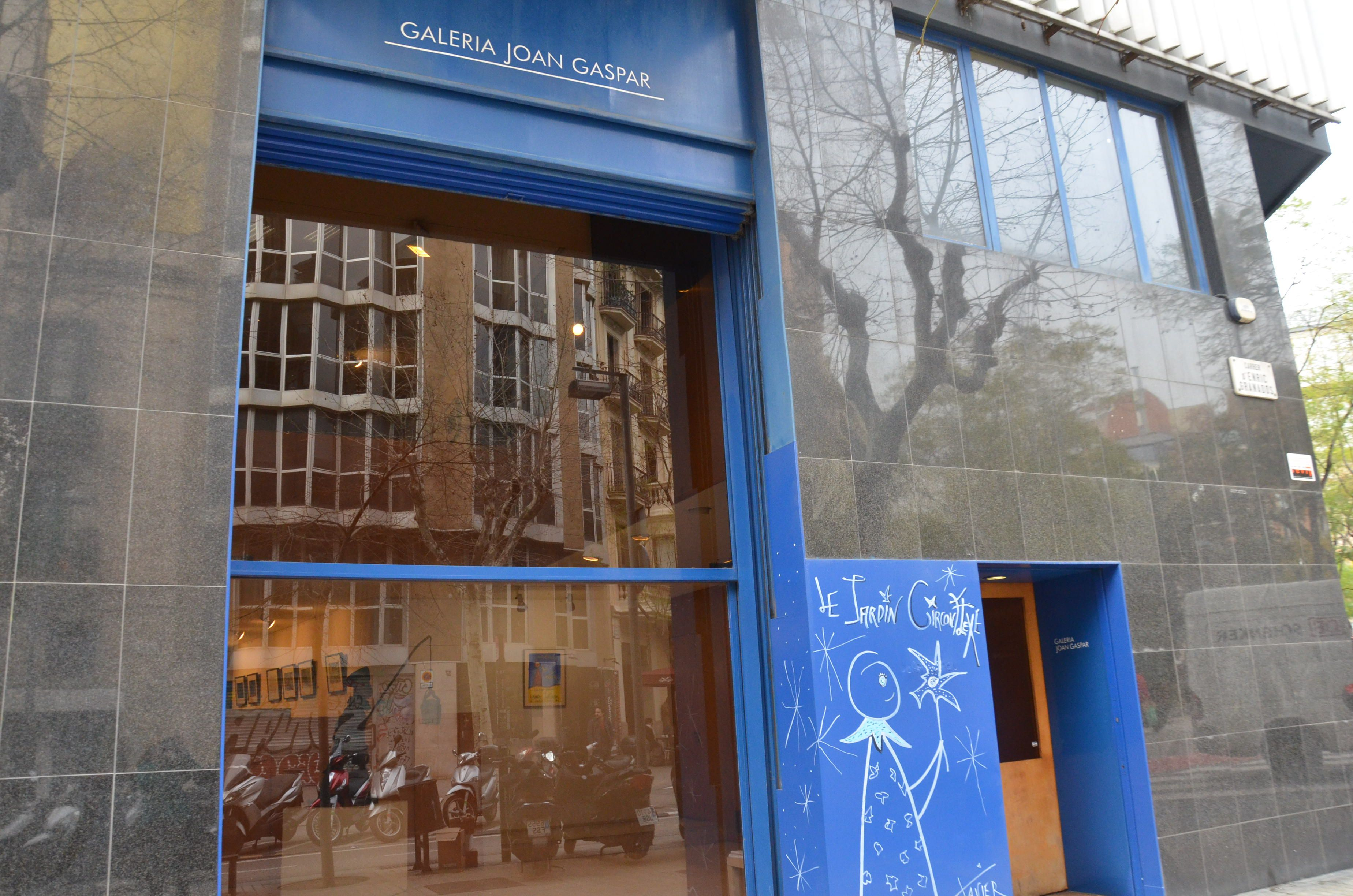 Galería Joan Gaspar, Barcelona: All year