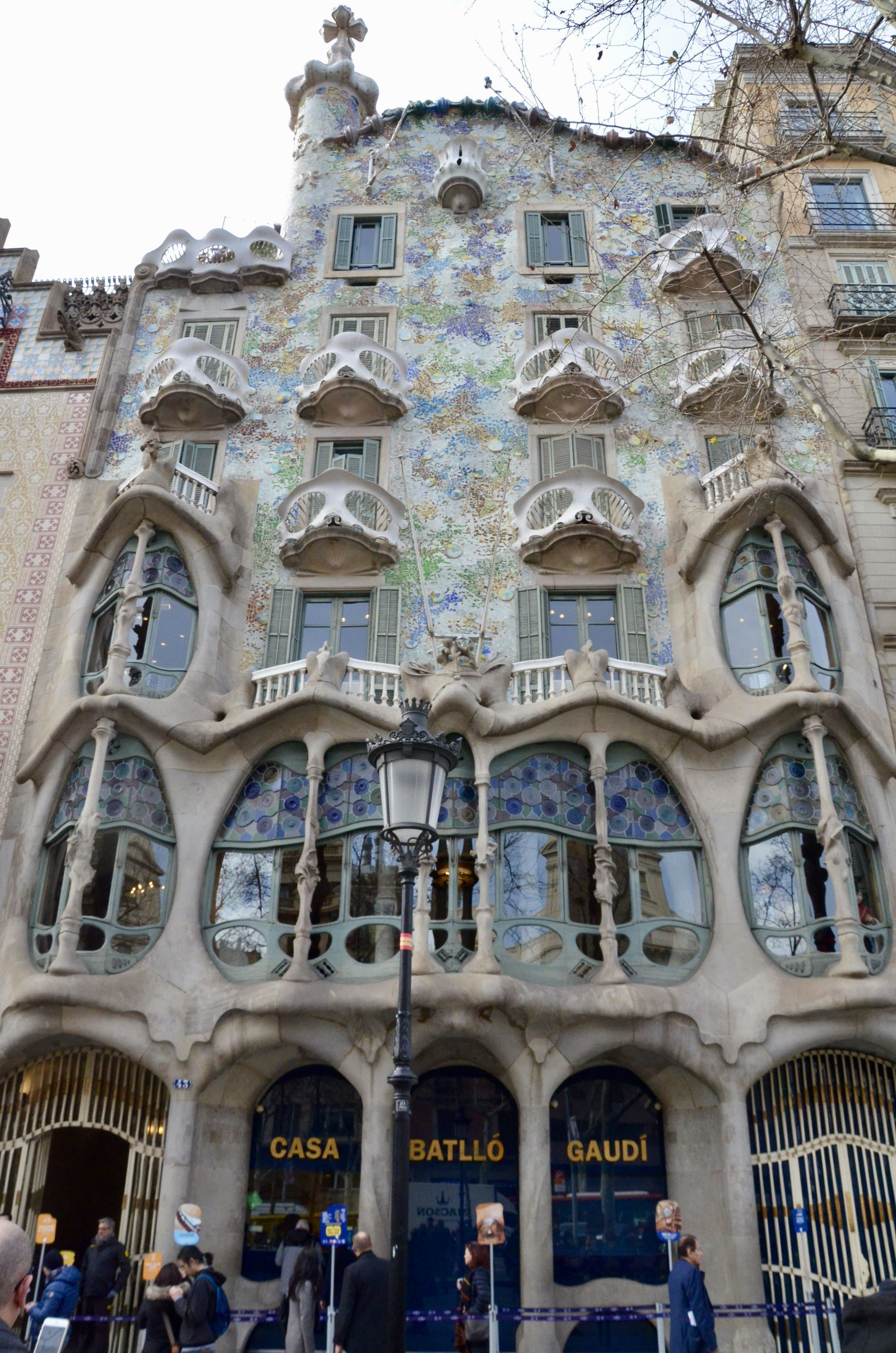 Casa Batlló, Antoni Gaudí Modernist Museum, Barcelona: All ...
