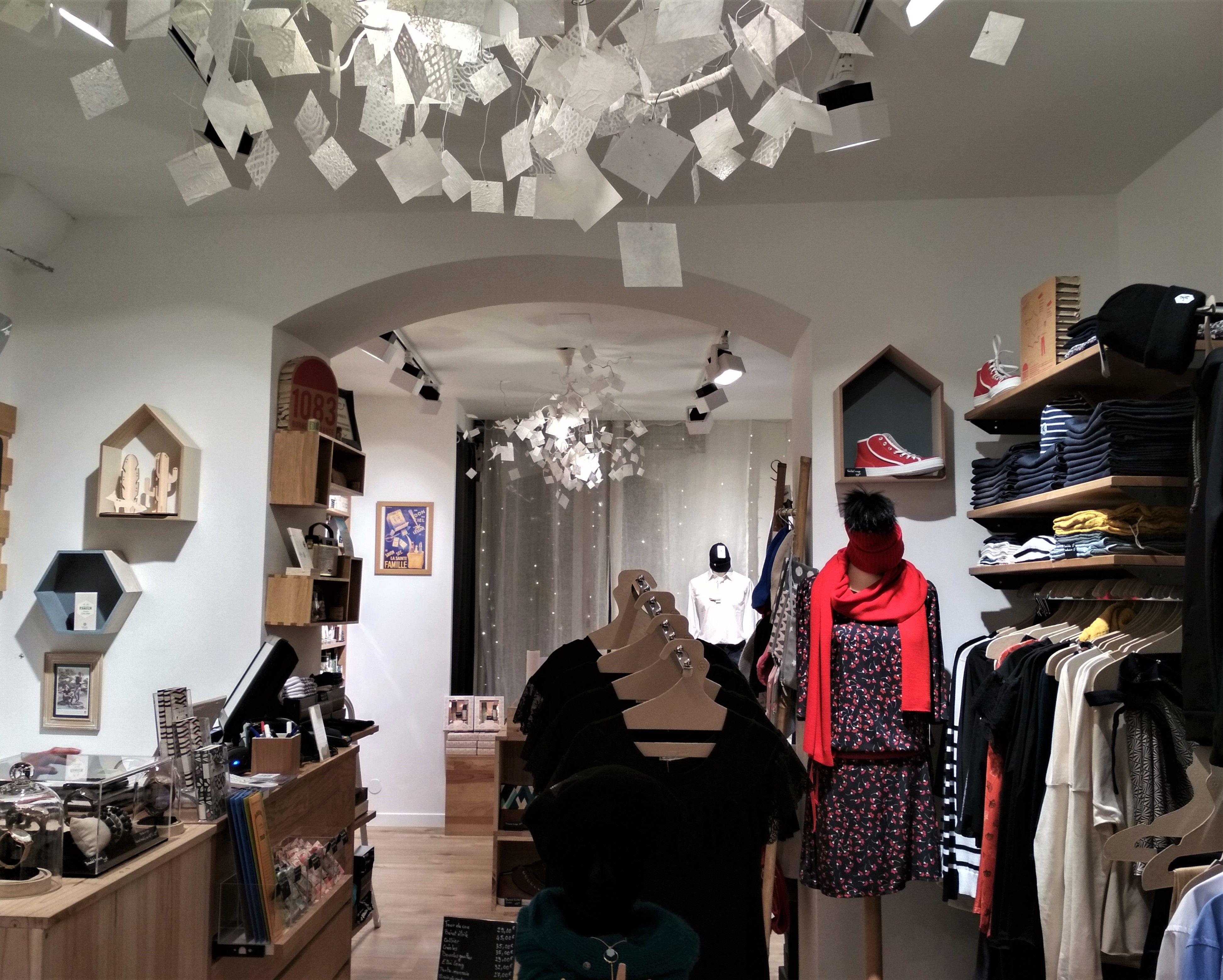 Archibald & Zoé, Concept store, Bordeaux