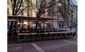La Terrasse Saint-Pierre, Restaurant, Bordeaux