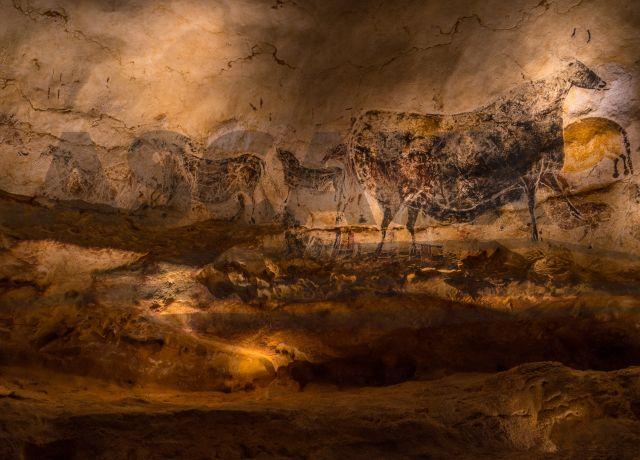 Lascaux II Cave, Montignac, Dordogne, France