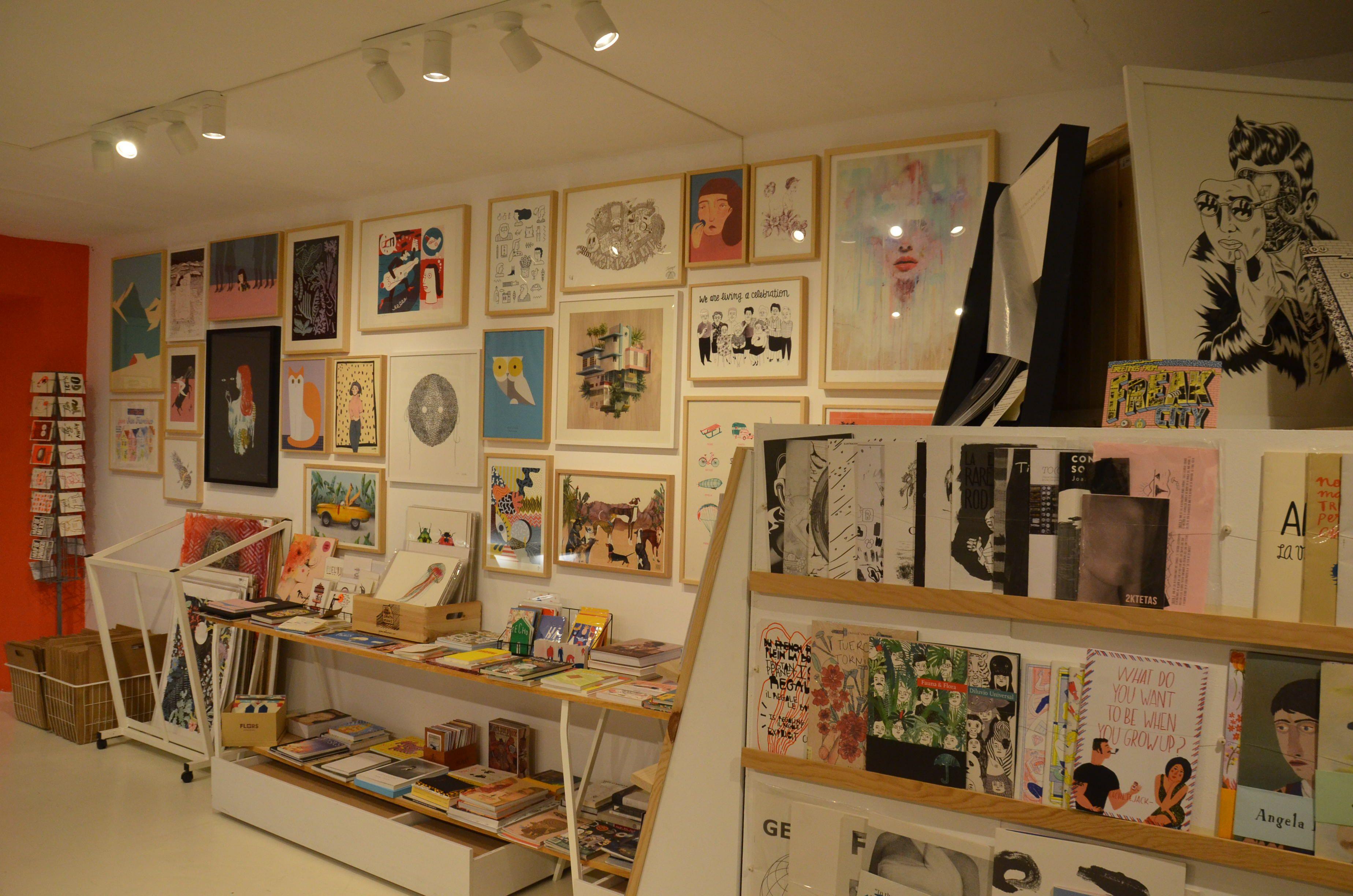 Miscelanea Gallery, Barcelona: All year