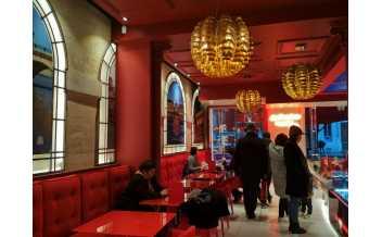 Canelés Baillardran, Café, Bordeaux