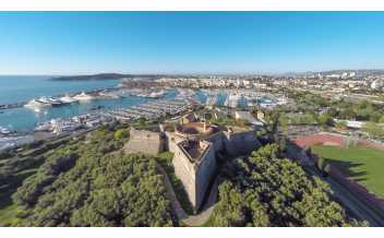 Carré Fort, Antibes, France by Mairie d'Antibes Juan-les-Pins – Service communication – J. Brosset