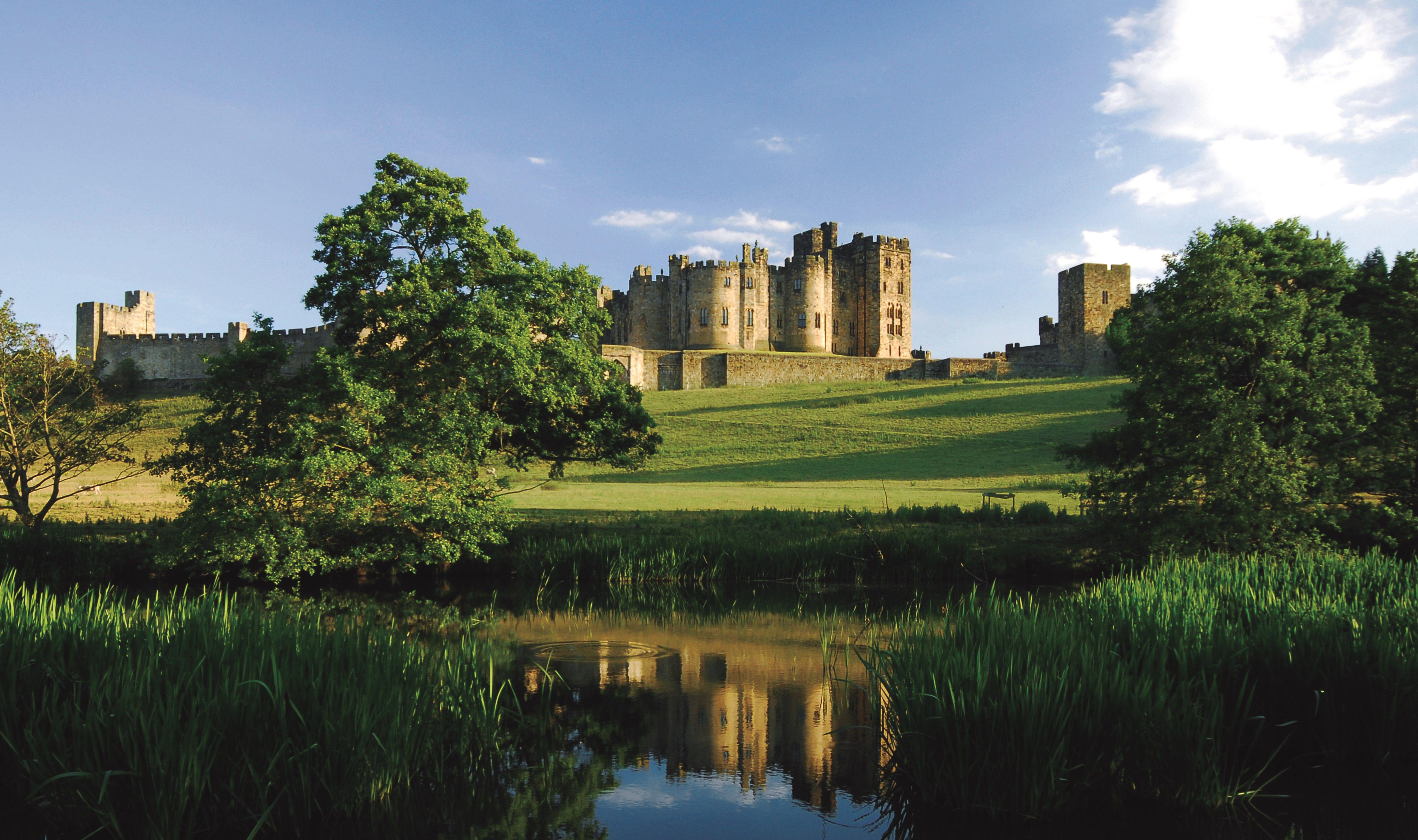 Alnwick Castle, Estates Office, Alnwick, Scotland