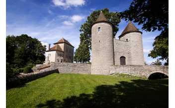 Andelot Castle, Andelot-Morval, France