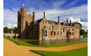 Oxburgh Hall, Norfolk, England