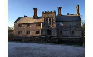 Baddesley Clinton, Warwickshire, England