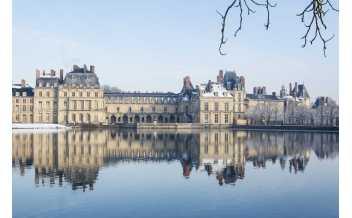 Fontainebleau Castle, Fontainebleau, France