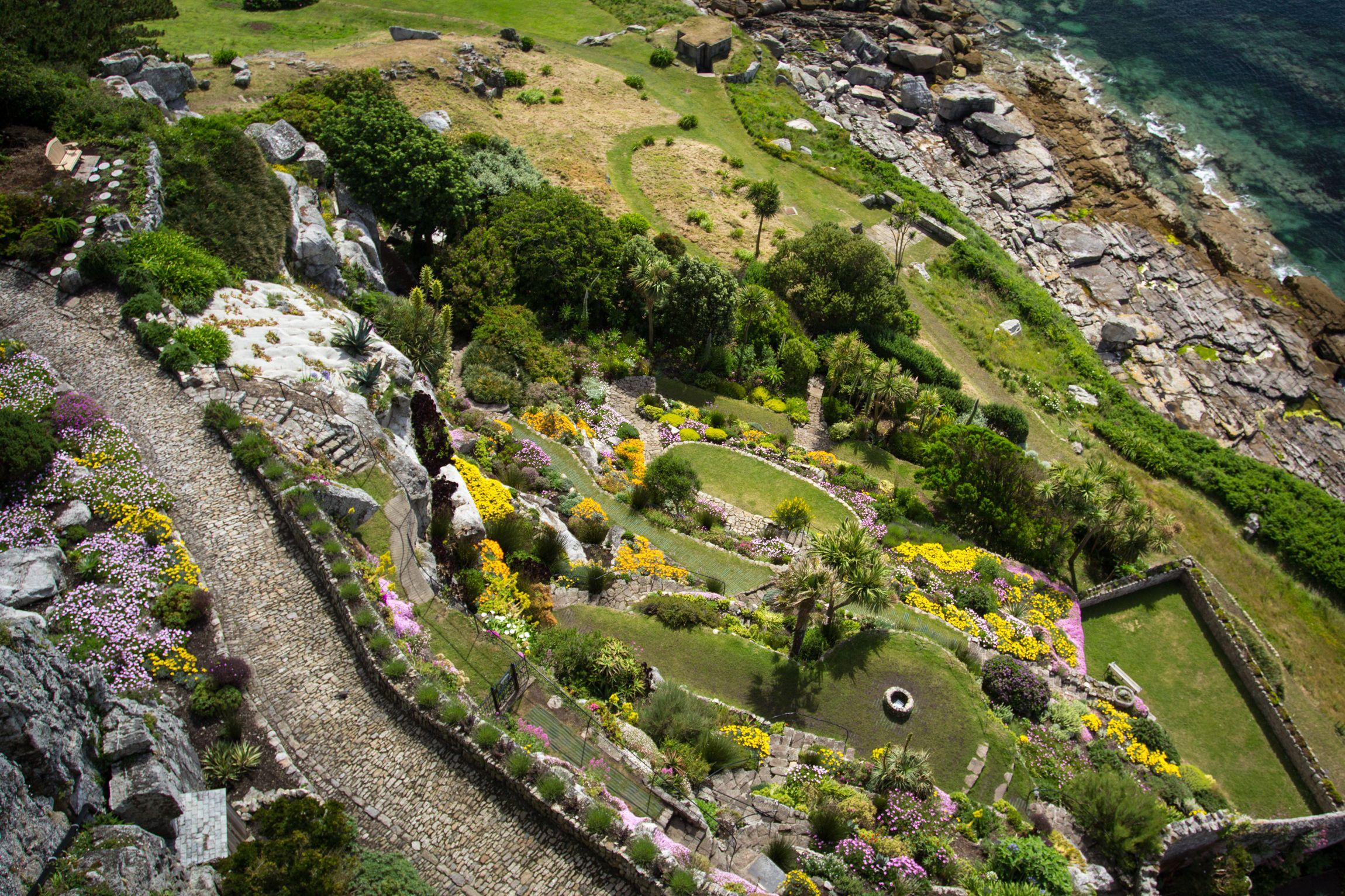 St Michael's Mount, Cornwall, England