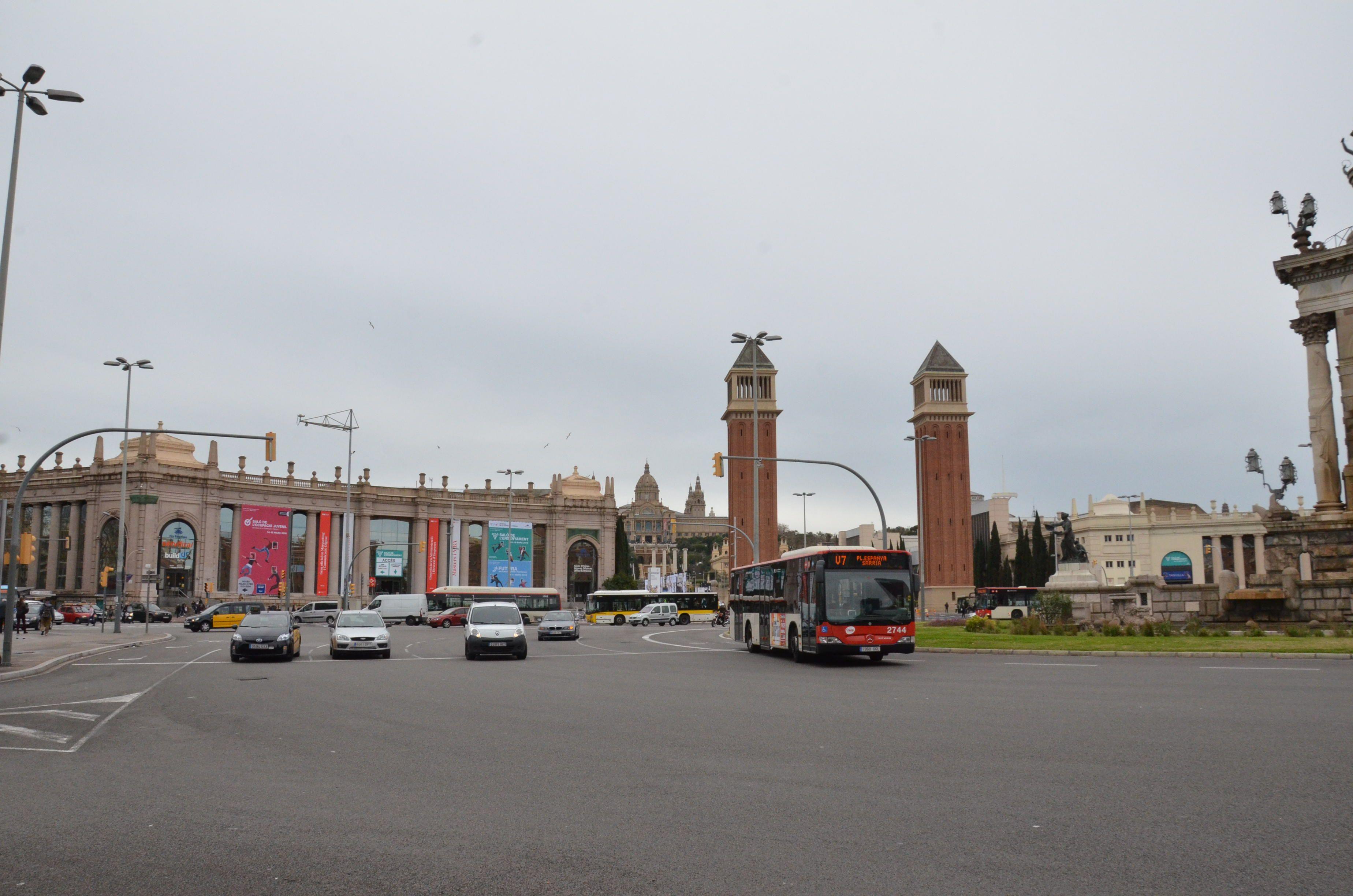 Plaza de España, Barcelona