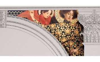 Klimt, Altitalienische Kunst, 1891© Kunsthistorisches Museum Wien