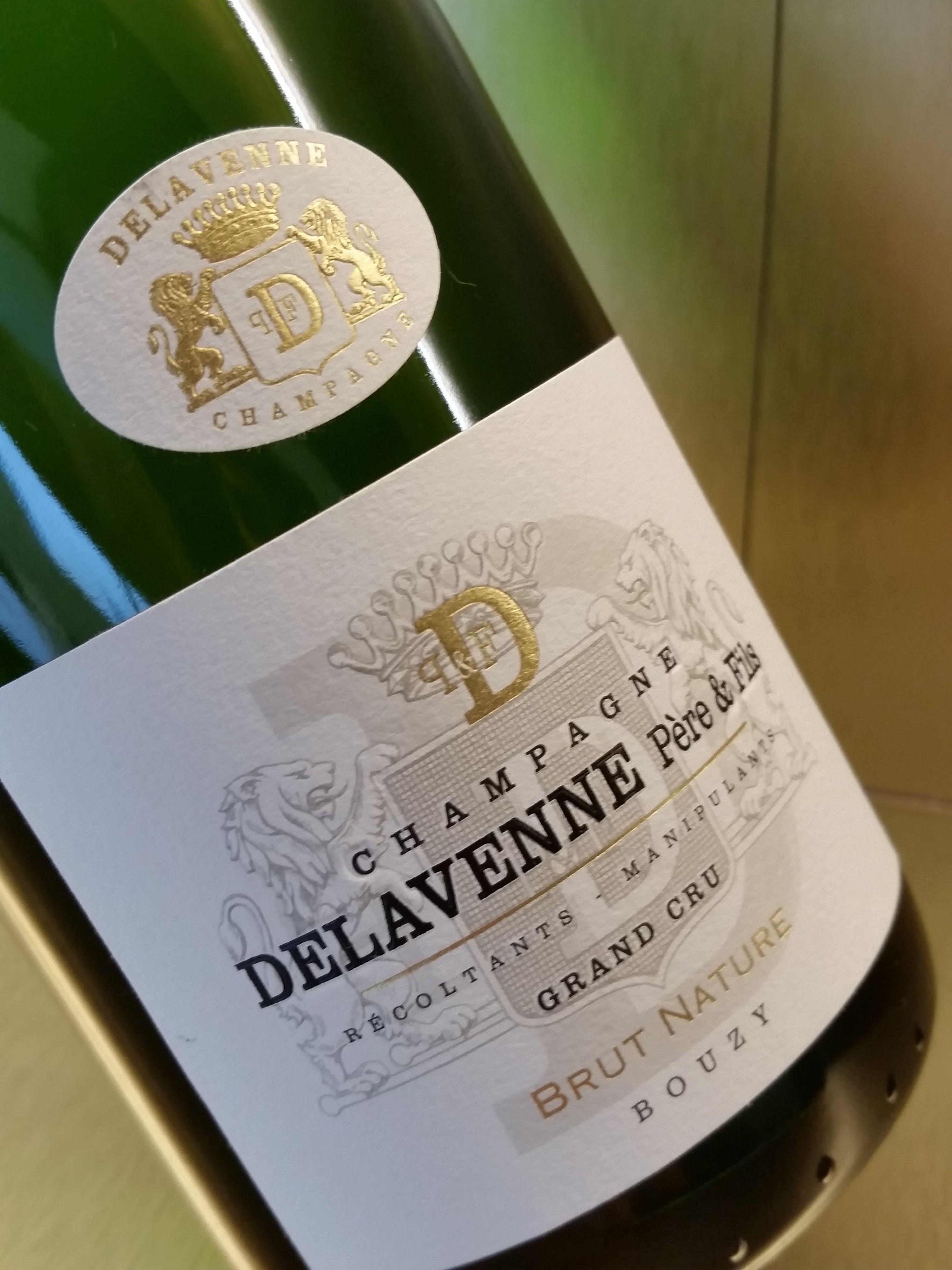 Champagne Delavenne Père & Fils, Bouzy, France
