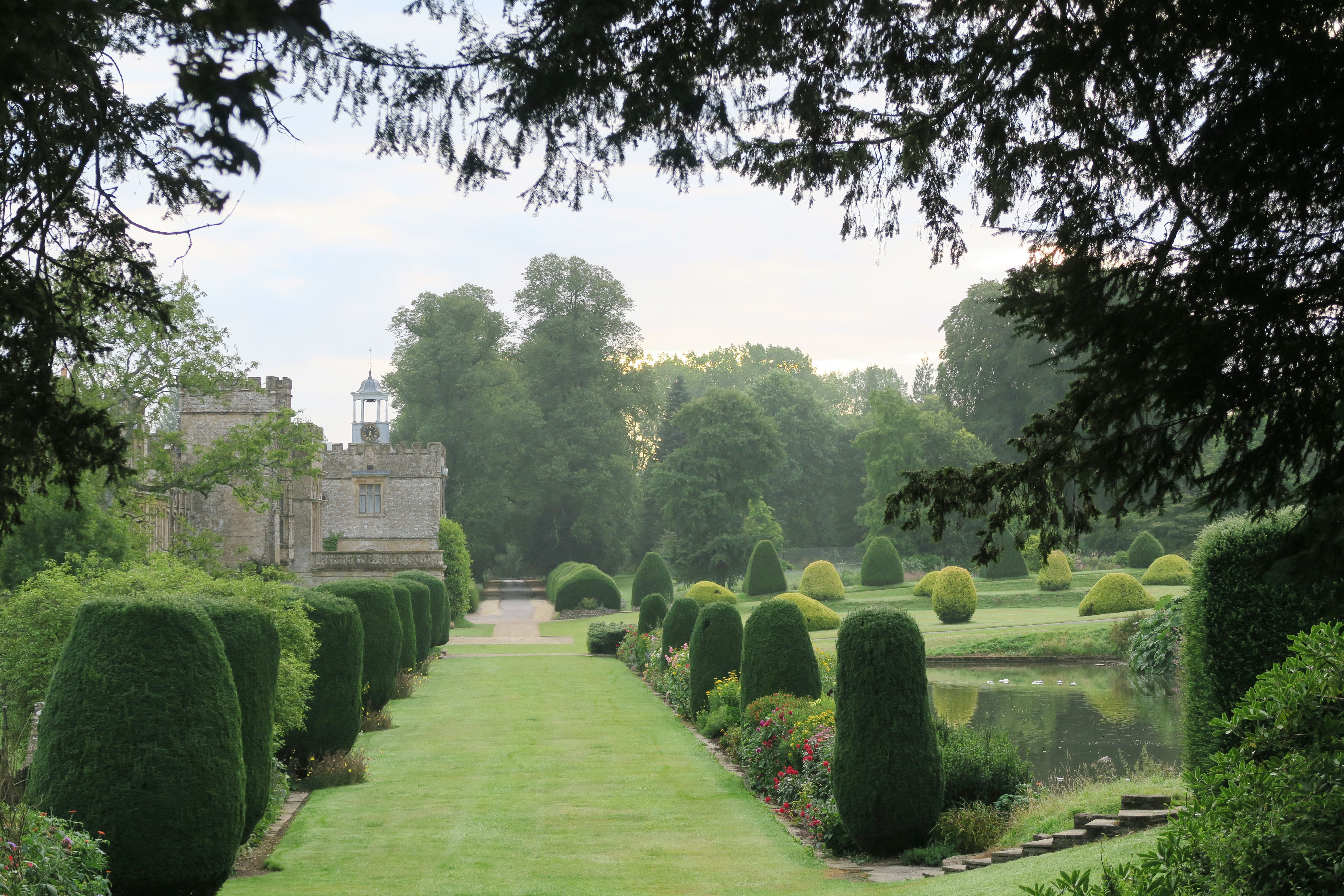 Forde Abbey, Chard, Somerset, England