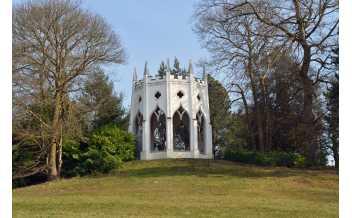 Painshill Park, Surrey, England