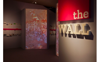 The Wall Exhibition, Palazzo Belloni, Bologna: 24 November 2017- 06 May 2018