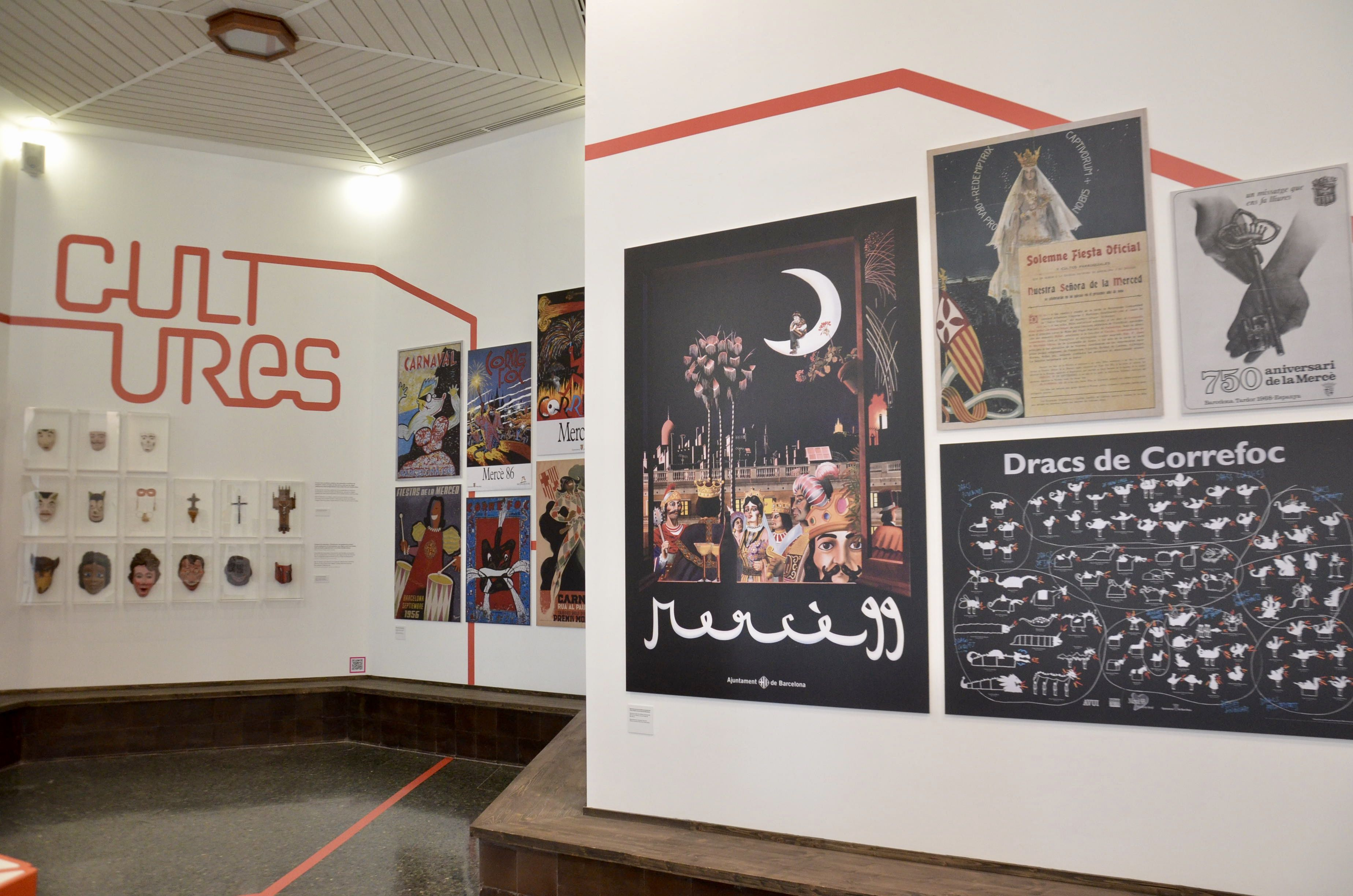 The Faces of Barcelona, Exhibition, Ethnology Museum of Barcelona