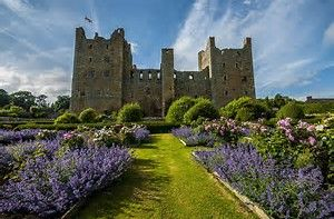 Bolton Castle, North Yorkshire, England