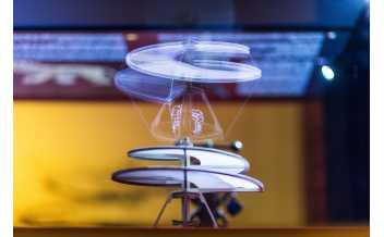 Mostra di Leonardo, Museo di Leonardo da Vinci, 30 April 2009 - 30 April 2020