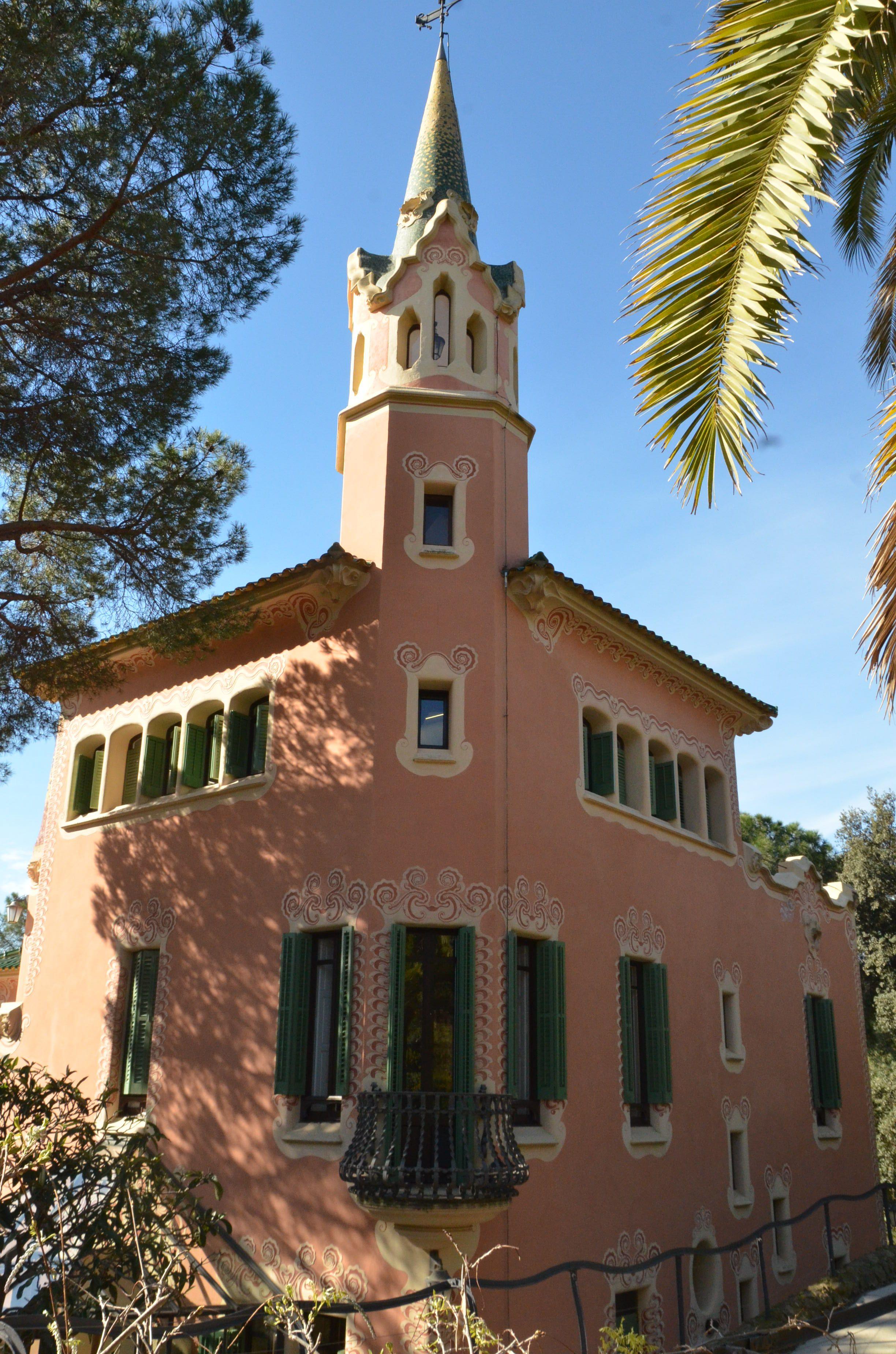 8764bbb6bb Gaudí House Museum