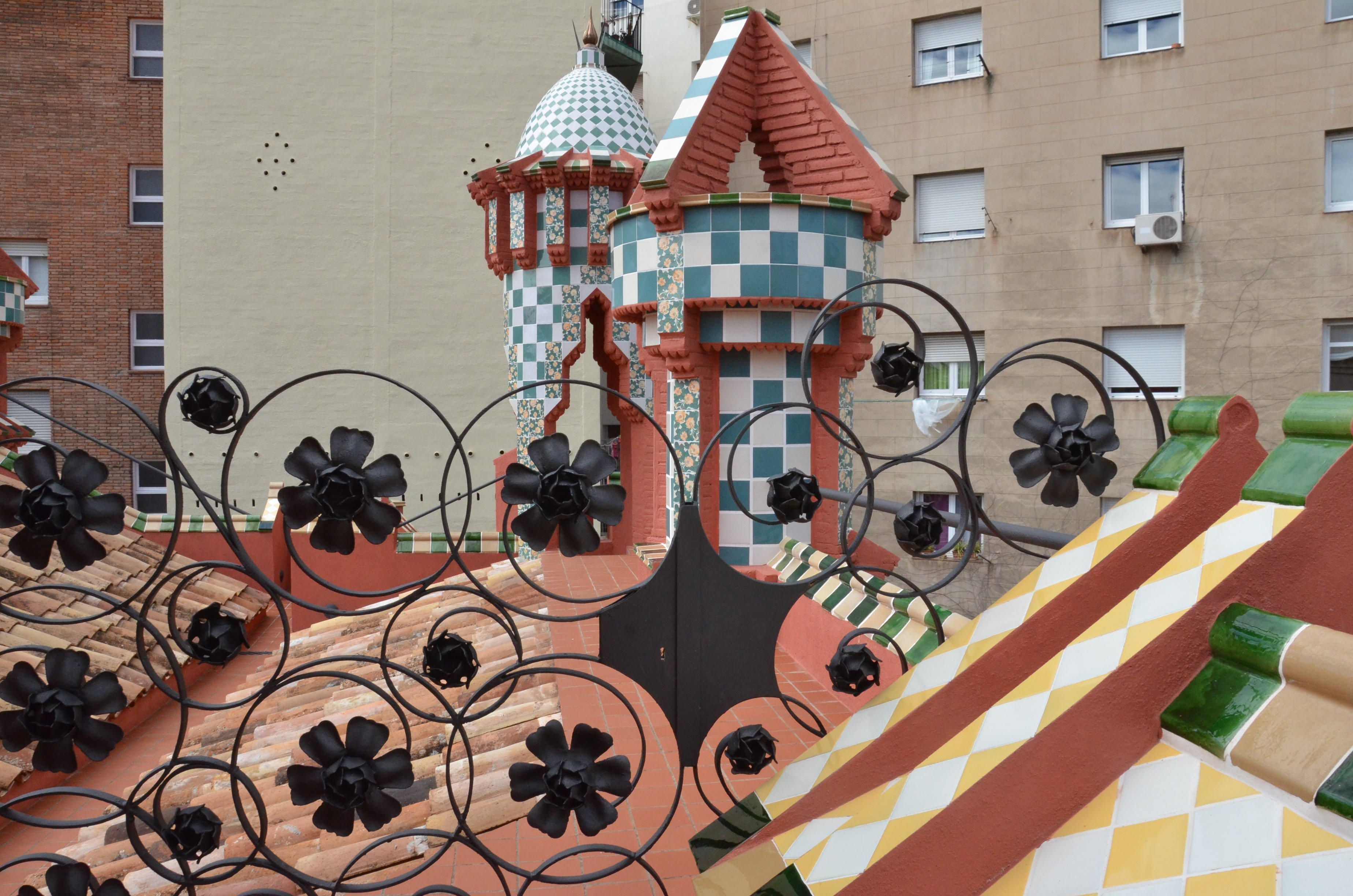 The first house, the architect's house, the manifesto house, Exhibition, Casa Vicens, Barcelona